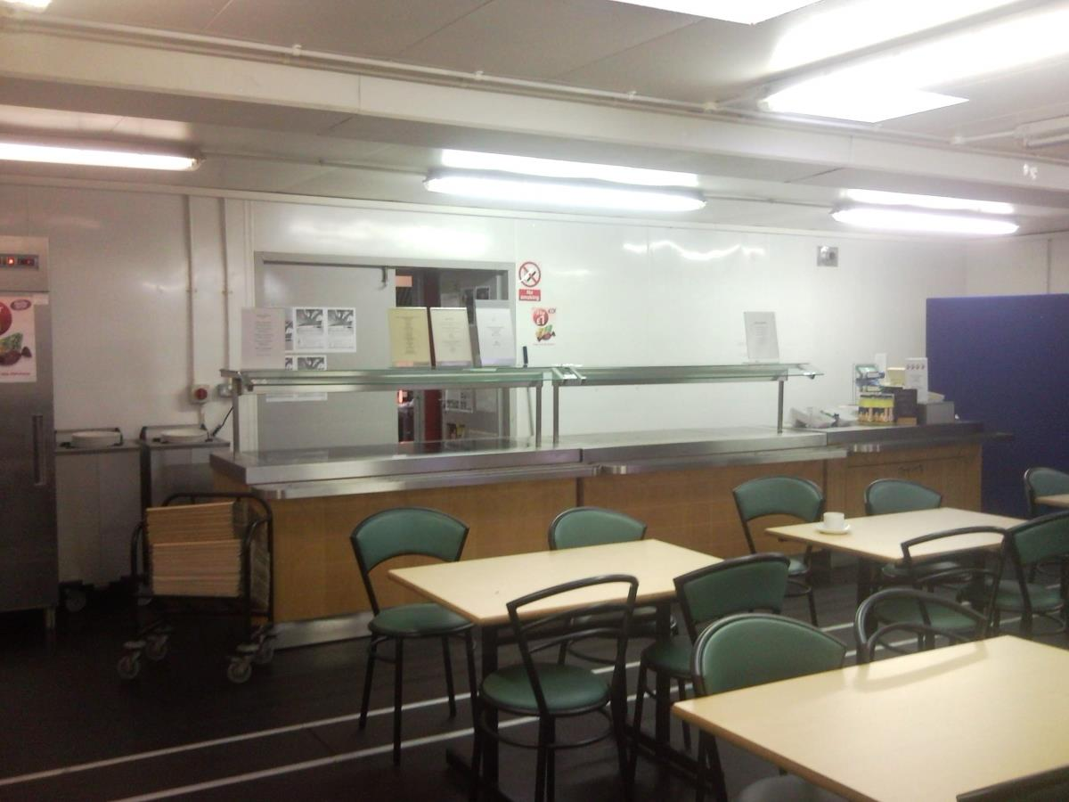 Servery and dining facilities can also be created linked to kitchens.
